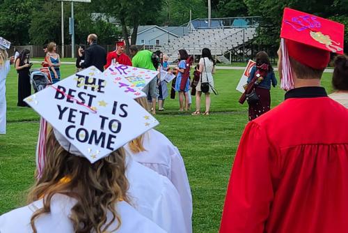 YHS Grad cap