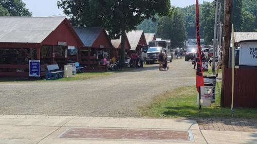 Warren County Fair Barns