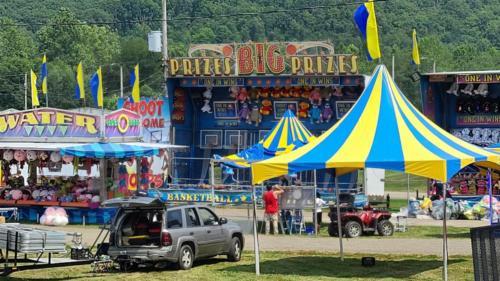 Warren County Fair games